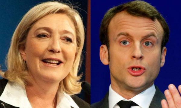 Est - Presidenziali francesi: sarà ballottaggio Le Pen - Macron