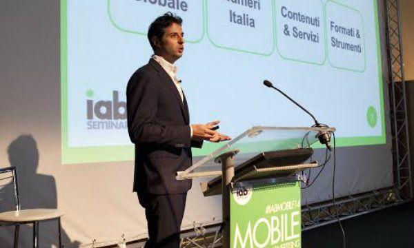 Iab Seminar: il Mobile e' una realta' importante