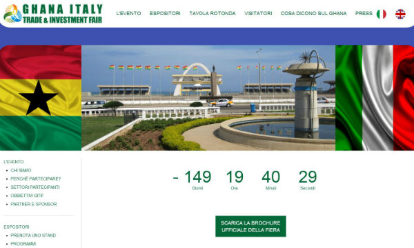 Ghana Italy Trade & Investment Fair 2014