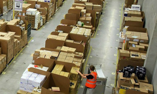 La logistica ai tempi dell'eCommerce