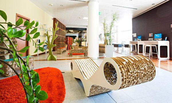 Novotel Business Lounge: nuovo spazio multisensoriale relax e business