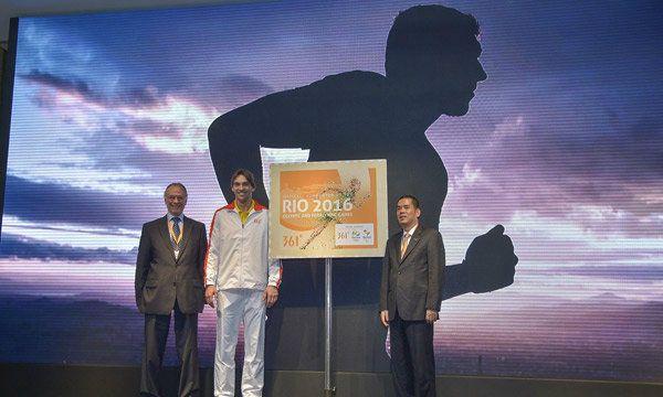 L'azienda cinese 361 fornira' le divise per Rio 2016