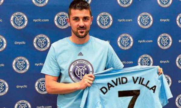 New York City FC annuncia la partnership con Etihad Airways