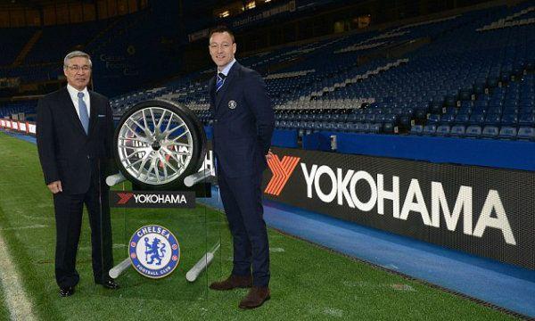 Sponsorizzazione di maglia record per il Chelsea