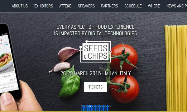 Seeds&Chips: Food Tech in vetrina