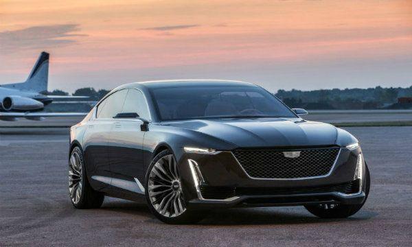 Cadillac escala concept traccia le linee del nuovo design for Nuovo design del paesaggio inghilterra