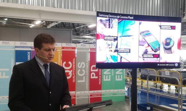Per FCA la digital factory � fondamentale. L'azienda � immersa nell'industry 4.0