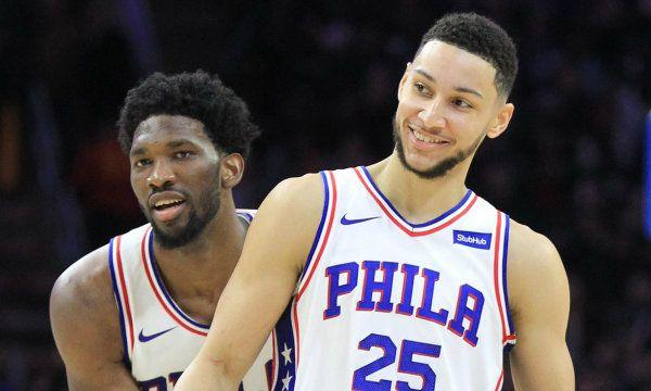 NBA: i Sixers al terzo posto per merchandising dopo Warriors e Cavaliers