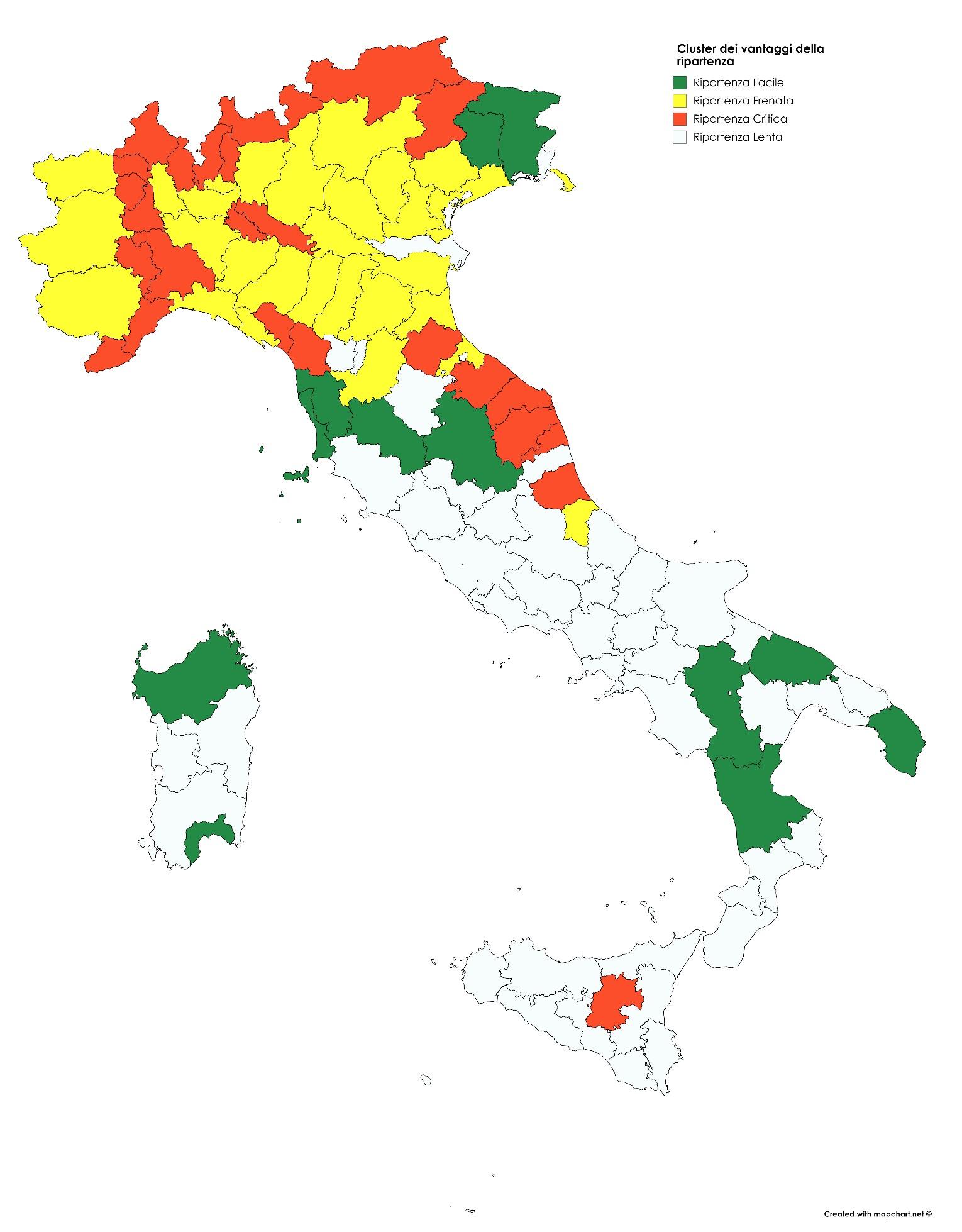 Fase 2: sono pronte le citt� italiane? Le condizioni per ripartire