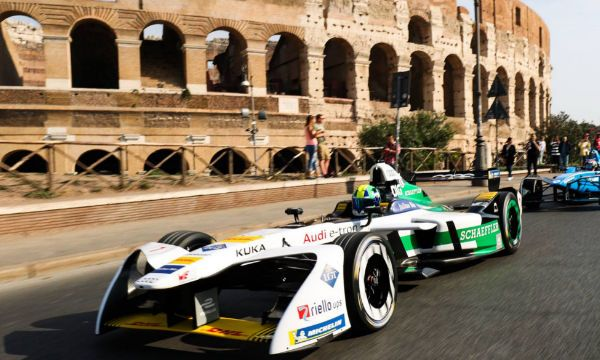 La Formula E rinnova l'accordo con Roma fino al 2025