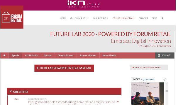 Embrace Digital Innovation: la seconda edizione di Future Lab powered by Forum Retail