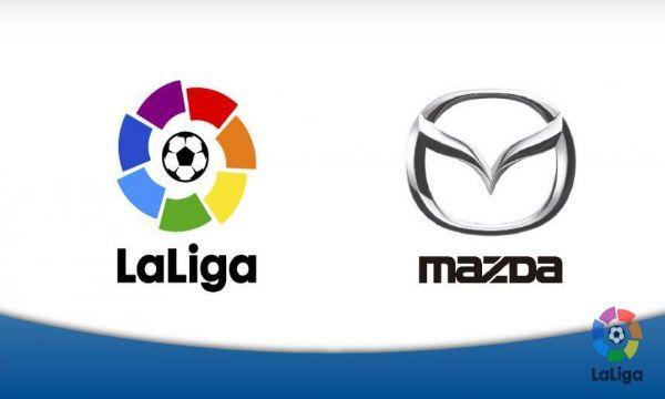 Mazda rinnova la partnership con LaLiga