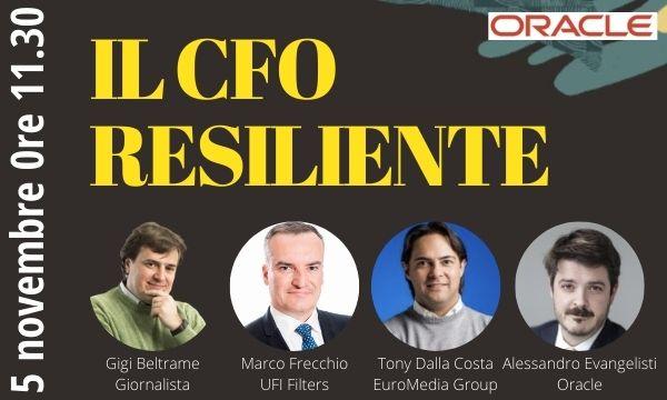 La figura del CFO � diventata chiave per la resilienza e il futuro delle imprese