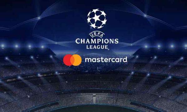 Mastercard � il secondo sponsor della Champions League a rinnovare per il 2021-24