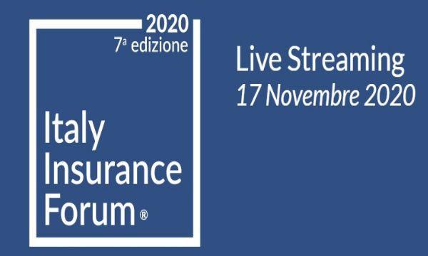 In Live streaming la settima edizione di Italy Insurance Forum