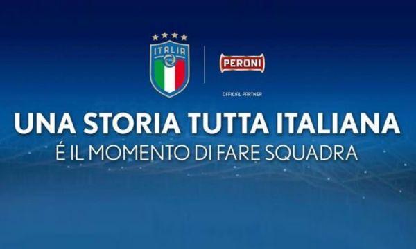 Peroni torna sponsor della Federcalcio italiana