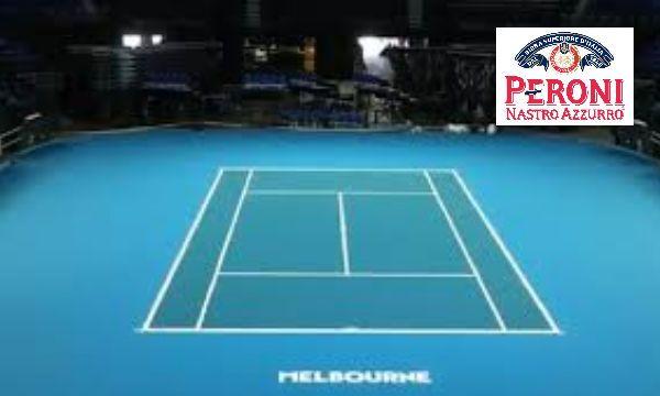 Peroni diventa partner ufficiale degli Australian Open di tennis