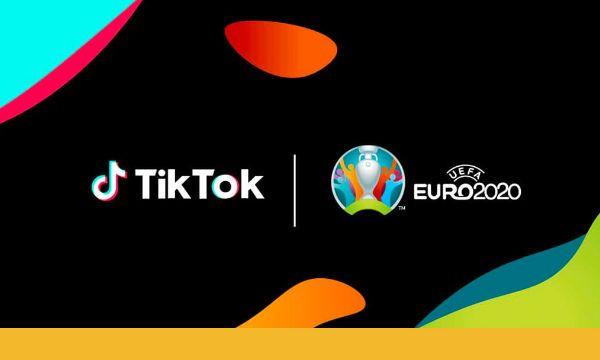 TikTok devient sponsor mondial de l'Euro 2020