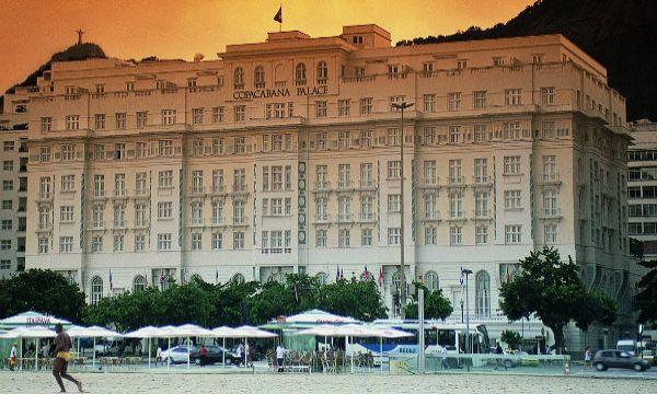 Copacabana Palace Day Spa