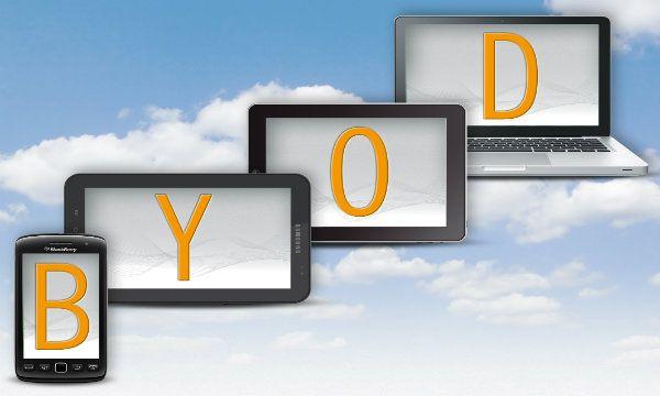 Il BYOD permesso in oltre la meta' delle aziende italiane. E crescer� ancora