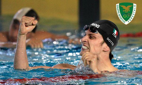 Arena affianca il Gruppo Sportivo Forestale fino a Rio 2016